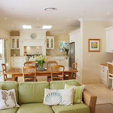 Traditional Living Room by The Kitchen Broker