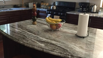 Tuscan Brown River Counter top