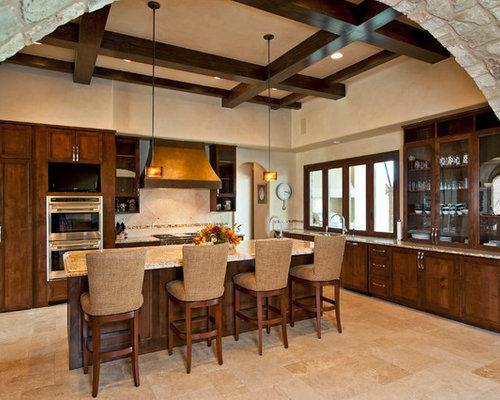 High Ceiling Kitchen Design Ideas ~ High ceiling kitchen houzz