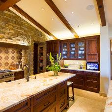 Mediterranean Kitchen by Kepler Design