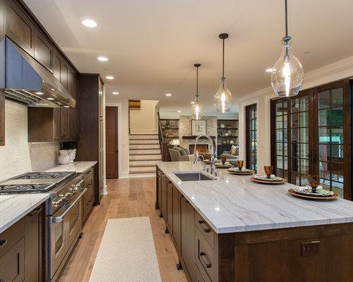 200 Mediterranean Seattle Kitchen Design Ideas & Remodel