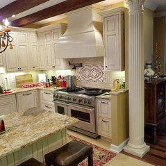 Pittsburgh, PA. Tuscan Inspired Kitchen