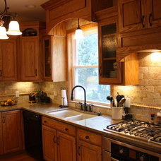 Traditional Kitchen by OasisDesign&Remodeling