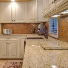 Traditional Kitchen by Ruby Rose Studio, LLC