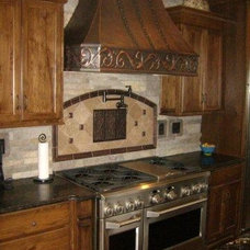 Mediterranean Kitchen by Details Designs and Cabinets