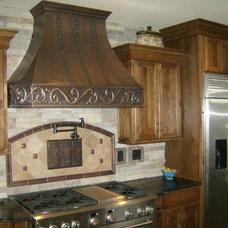 Mediterranean Kitchen by Details Designs and Cabinets