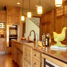 Mediterranean Kitchen by The Cleary Company