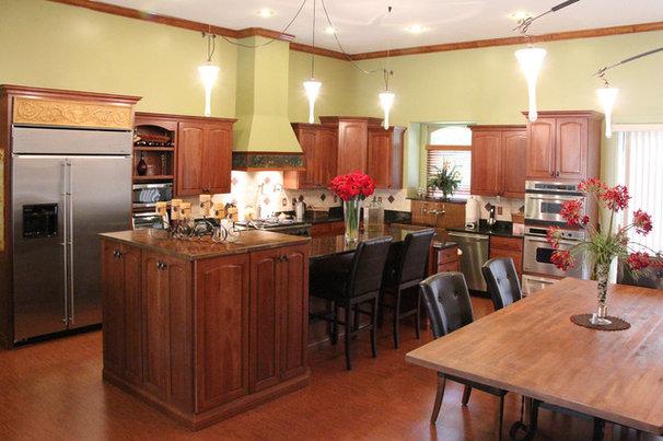 Mediterranean Kitchen by Rachiele, LLC