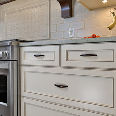 Traditional Kitchen by K & K Custom Cabinets LLC