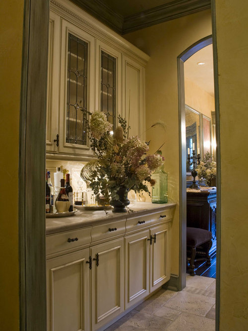 Walk Through Pantry Houzz