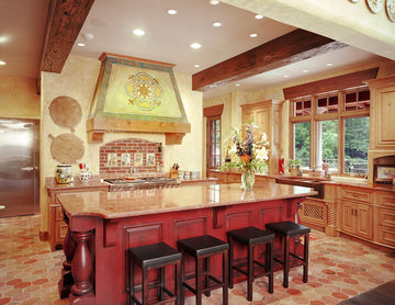 Tuscan-Style Home