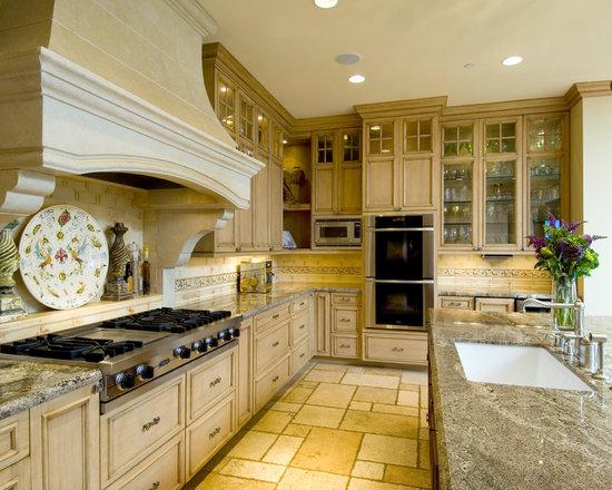 tuscan style kitchen | houzz