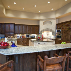 Traditional Kitchen by Gander Builders