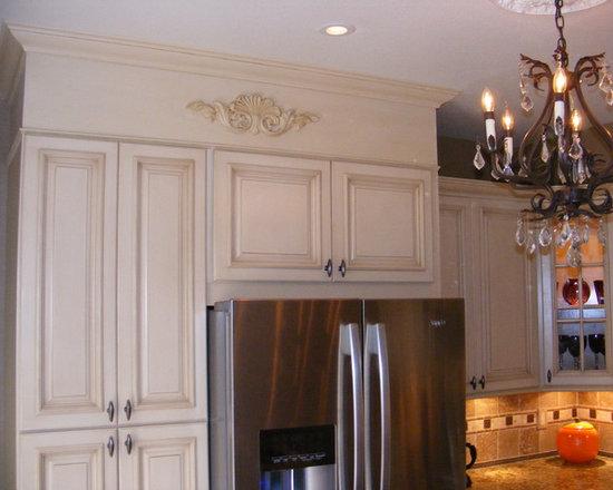 Tuscany Kitchen Cabinets | Houzz