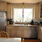 Tuscany RTA Kitchen Cabinets - Traditional - Kitchen ...