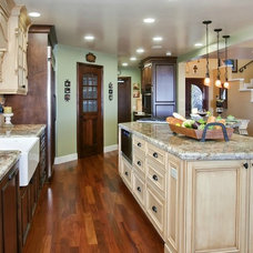 Mediterranean Kitchen by Gourmet Galleys & Loos | Kitchen and Bath Design