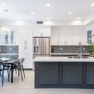 Tustin Ranch, CA Kitchen and Bath Remodel