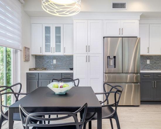 Kitchen Peninsula | Houzz
