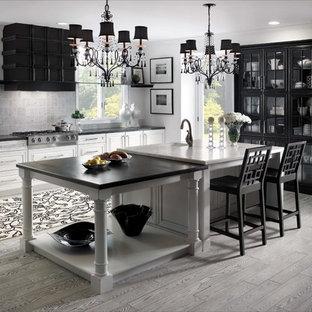 Contemporary kitchen ideas - Kitchen - contemporary kitchen idea in Indianapolis
