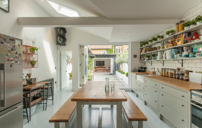 British Houzz: Heritage Coach House Gets Homely Renovation