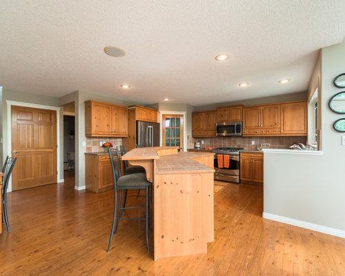 Eclectic Edmonton Kitchen Design Ideas Renovations Photos
