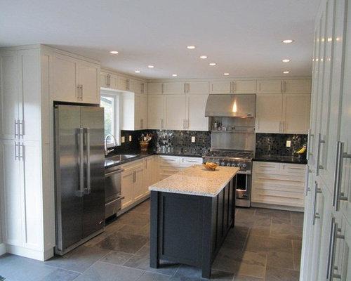 Contemporary Galley Kitchen Design Ideas Renovations Photos