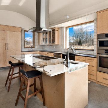 Twin Peaks Passive House + ADU
