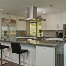 Traditional Kitchen by Premier Partners Homes