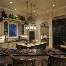 Mediterranean Kitchen by Two Dream Interiors, LLC