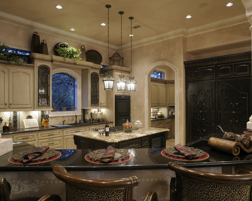 Wrought Iron Cabinets Home Design Ideas, Pictures, Remodel ...