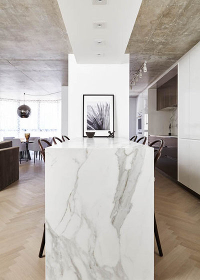 Contemporary Kitchen by Toronto Interior Design Group