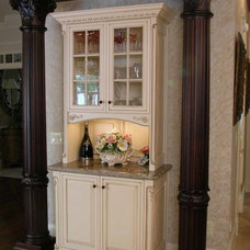 Traditional  by Bay Area Kitchens