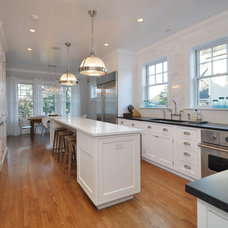 Traditional Kitchen by Anthony James Construction
