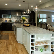 Contemporary Kitchen by Neighbors Home Remodeling