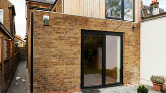 Two Story Extension in Wimbledon