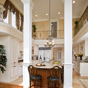 Two Story Kitchen