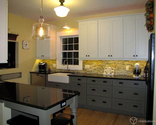 Kitchen Backsplash Earth Tones