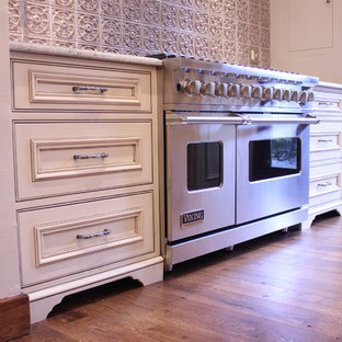 Two-Tone Inset Kitchen