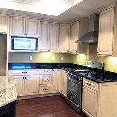 Traditional Kitchen by ProCraft Fine Cabinet & Woodwork