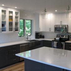 Modern Kitchen by 929 Design Inc.
