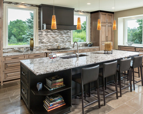 how to tile kitchen countertop open corner shelf home design ideas pictures remodel and 7366