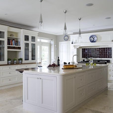 Contemporary Kitchen by Woodale Designs Ireland