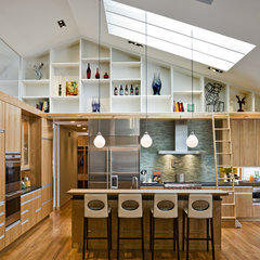 kitchen by Peterssen/Keller Architecture
