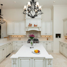 Traditional Kitchen by Florida Design Works