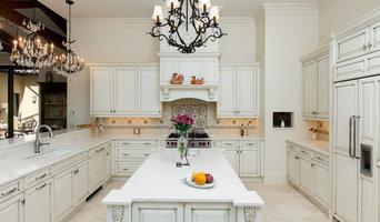 U-Shaped Silestone Kitchen