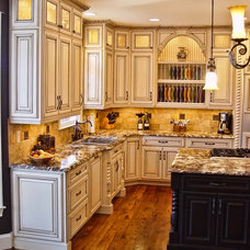 Traditional Kitchen by uDecor Advice