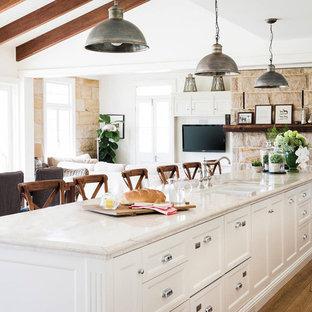 Cocinas Blancas Rusticas Ideas Y Fotos Houzz