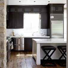 Contemporary Kitchen by Michael Abraham Architecture