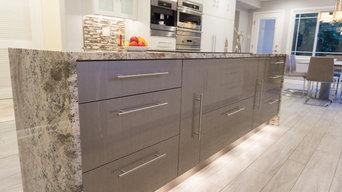 Ultra Modern Kitchen Renovation