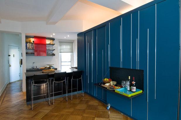 Modern Kitchen by Michael K Chen Architecture